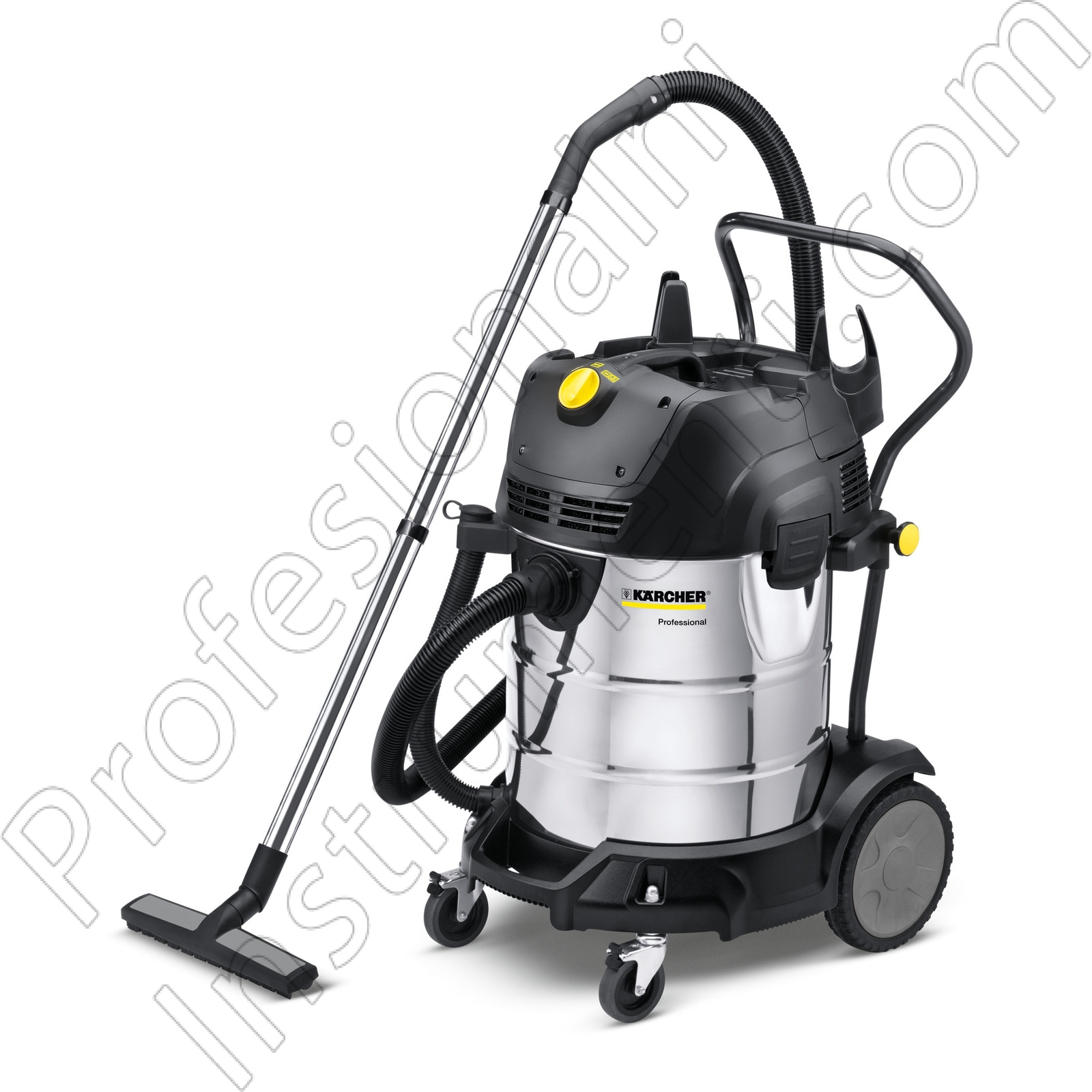 Karcher - Прахосмукачка Tact КЛАС NT 75/2 Tact² Me
